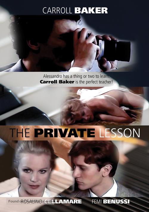 Lezioni private - Movie Cover