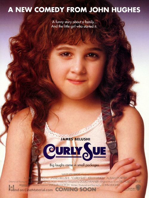 Curly Sue - Movie Poster