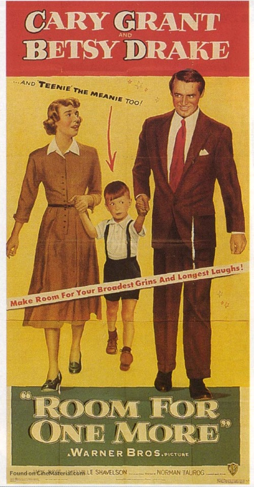 Room for One More (1952) movie poster