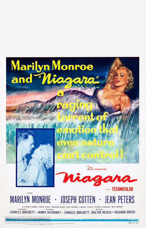Niagara - Movie Poster