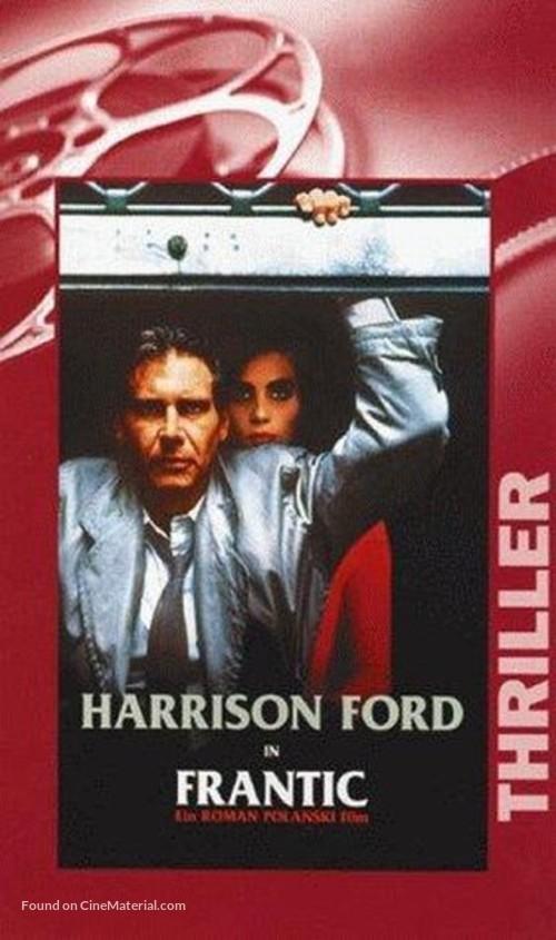 Frantic - Movie Cover