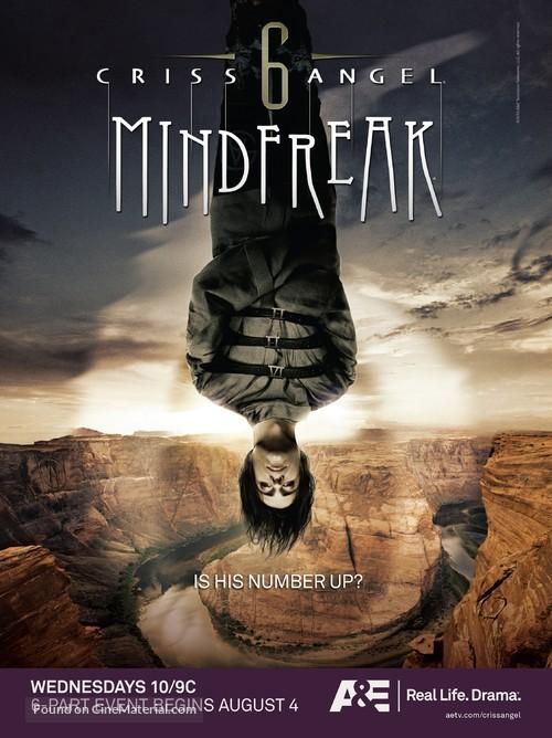"""Criss Angel Mindfreak"" - Movie Poster"