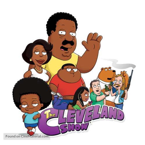 """""""The Cleveland Show"""" - Movie Poster"""