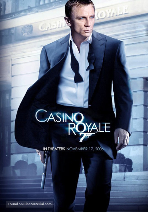 Casino Royale - Movie Poster