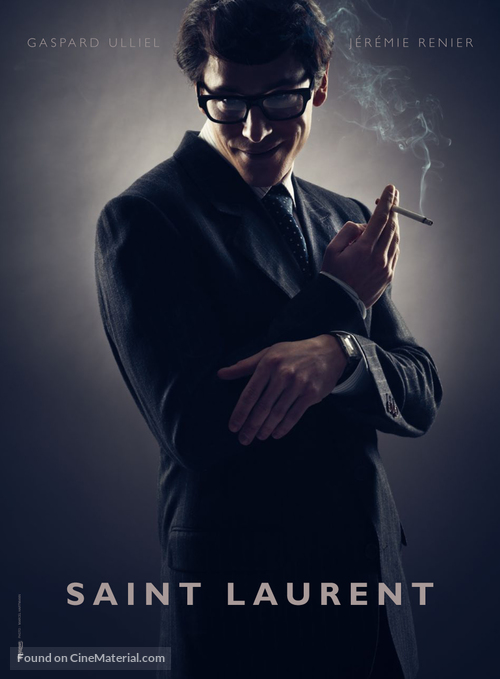 Saint Laurent - French Movie Poster