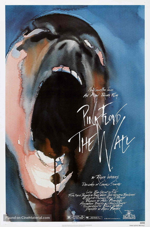 Pink Floyd The Wall - Movie Poster