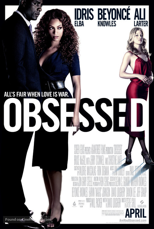 Obsessed - Movie Poster
