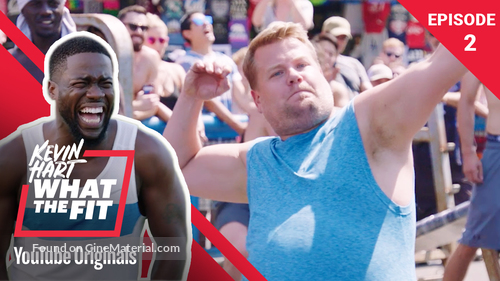 """Kevin Hart: What the Fit"" - Video on demand movie cover"