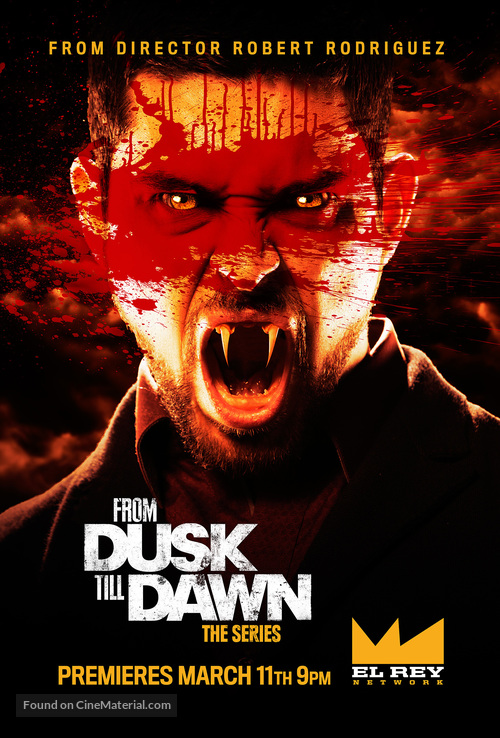 """""""From Dusk Till Dawn: The Series"""" - Movie Poster"""