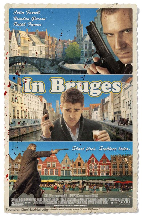 In Bruges - Movie Poster