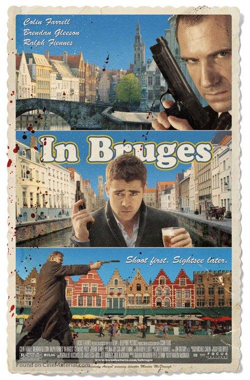 In Bruges - Movie Poster