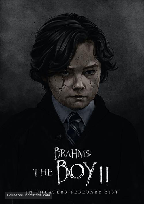 Brahms: The Boy II - Movie Poster