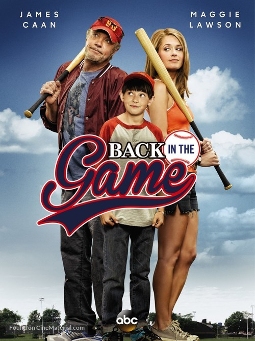 """""""Back in the Game"""" - Movie Poster"""