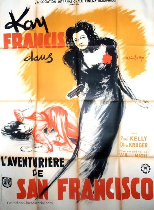 Allotment Wives - French Movie Poster