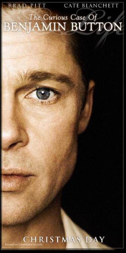 The Curious Case Of Benjamin Button 2008 Movie Poster
