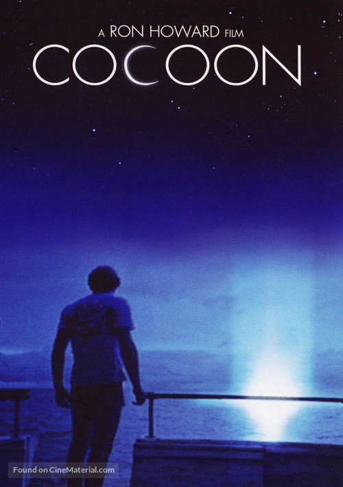 Cocoon - DVD movie cover
