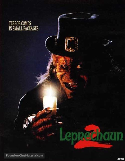leprechaun 2 movie poster