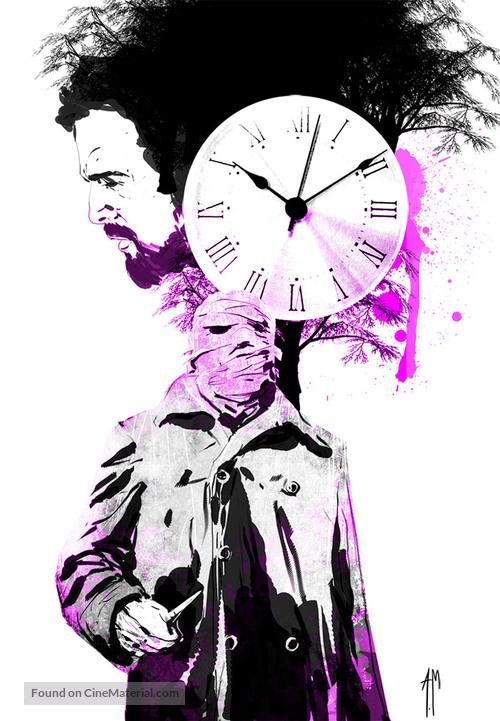 Los cronocrímenes - Spanish poster