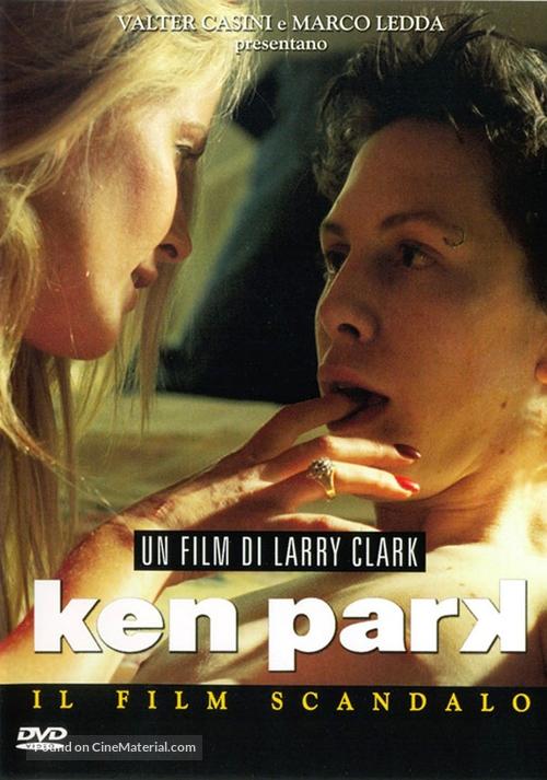 Ken Park - Movie Cover
