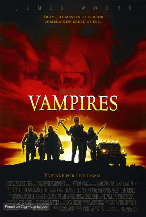 Vampires - Movie Poster