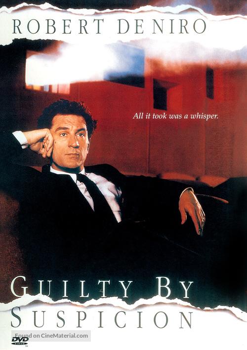 Guilty by Suspicion - DVD movie cover