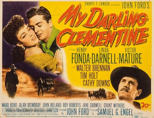 My Darling Clementine - Movie Poster