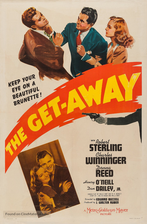 The Get-Away - Movie Poster