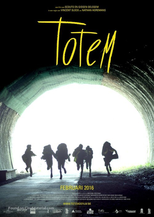 Totem - Belgian Movie Poster