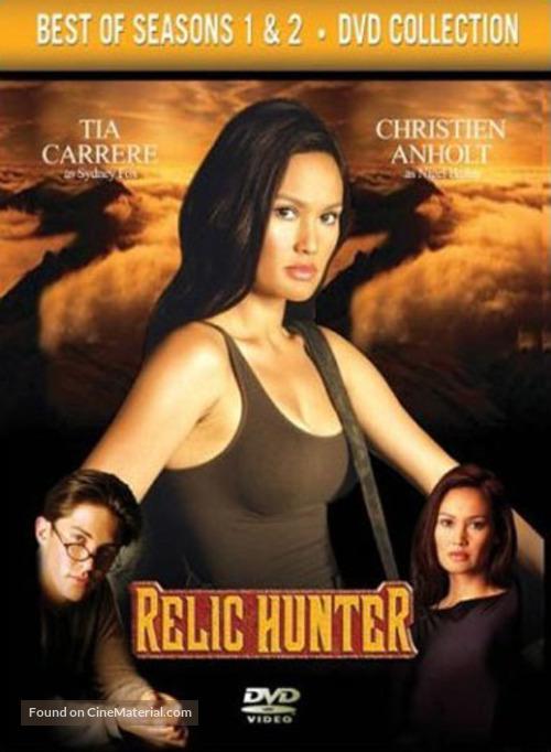"""""""Relic Hunter"""" - Movie Cover"""