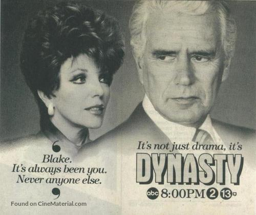 """""""Dynasty"""" - poster"""
