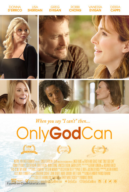 Only God Can - Movie Poster
