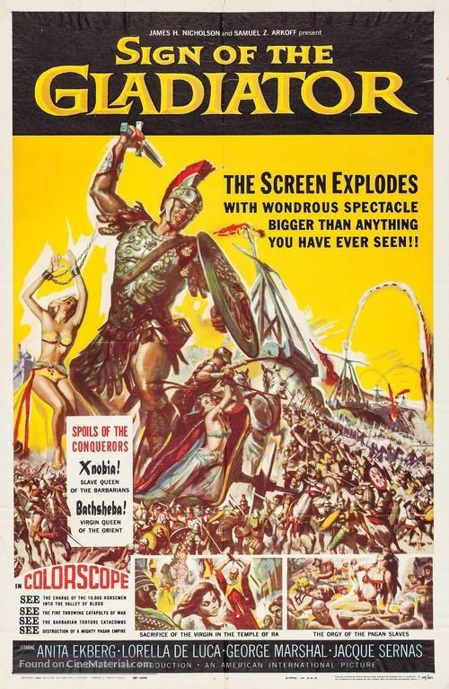 Nel segno di Roma - Movie Poster