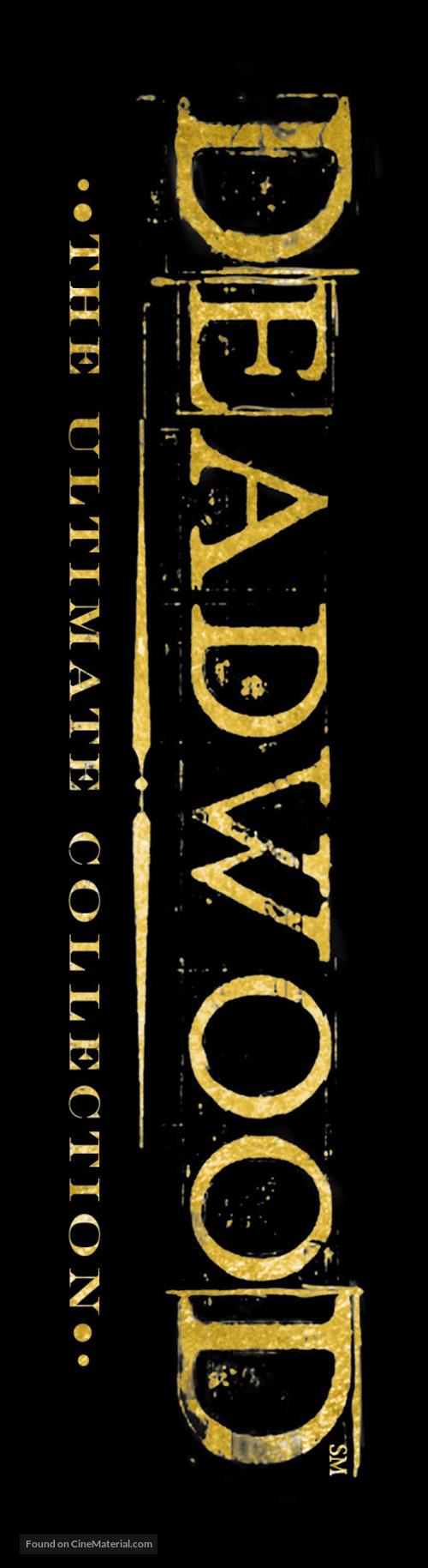 """""""Deadwood"""" - German Logo"""