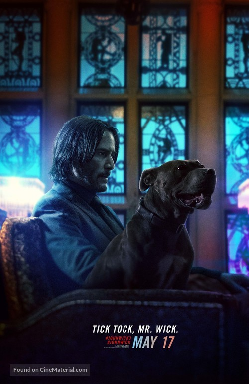 John Wick: Chapter 3 - Parabellum - Movie Poster