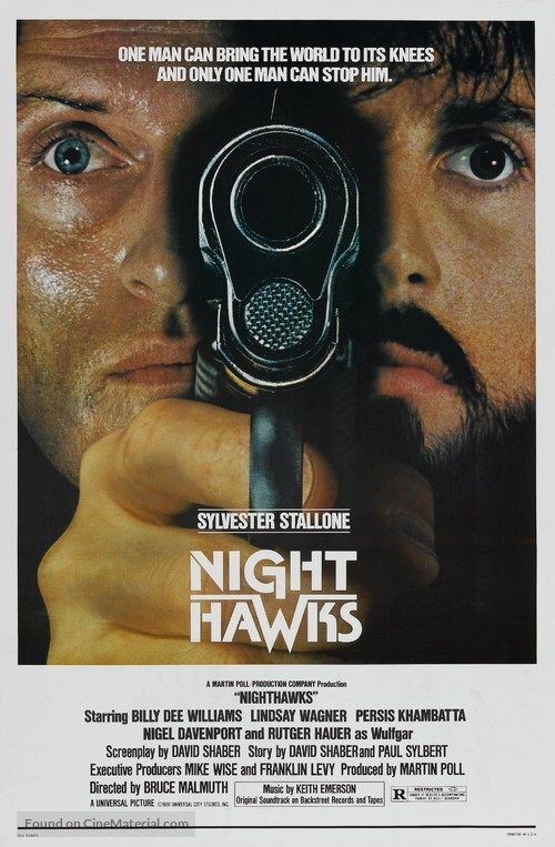 Nighthawks - Movie Poster