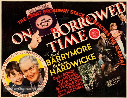 On Borrowed Time - Movie Poster