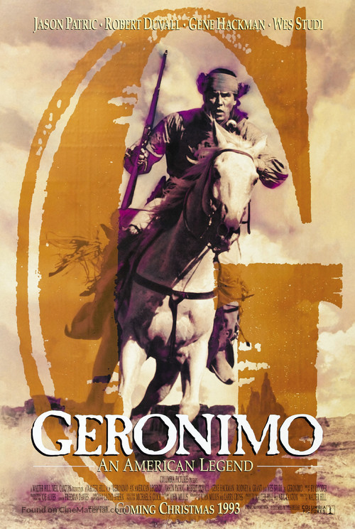 an analysis of the movie geronimo an american legend