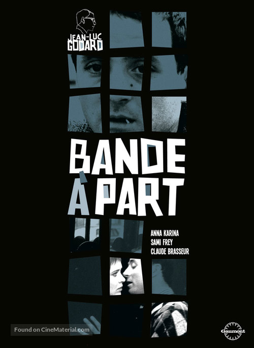 Bande à part - French Movie Cover
