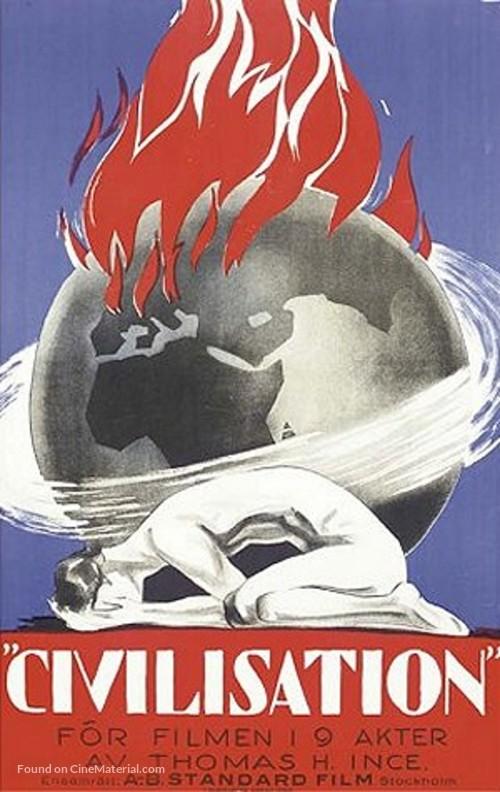 Civilization - Swedish Movie Poster