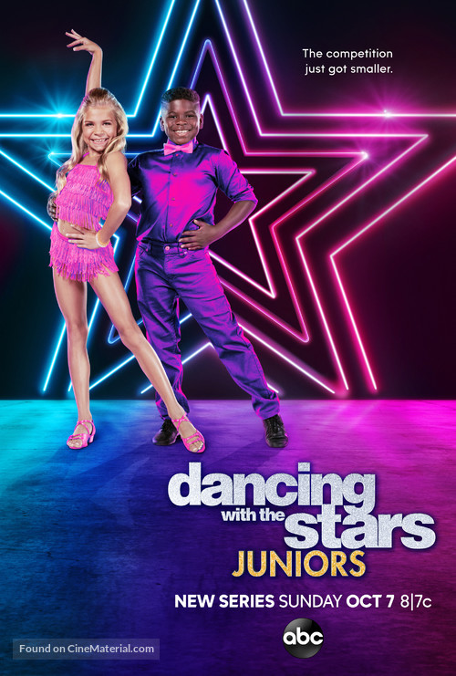 """""""Dancing with the Stars: Juniors"""" - Movie Poster"""