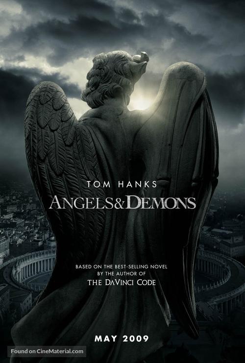 Angels & Demons - Movie Poster