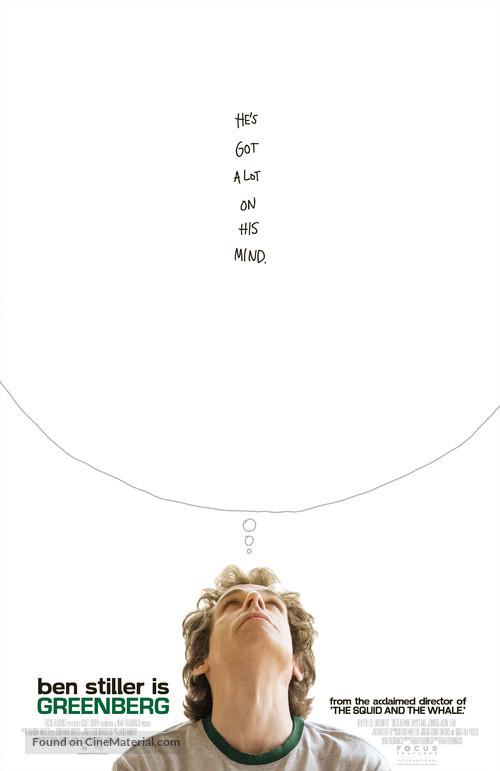 Greenberg - Movie Poster