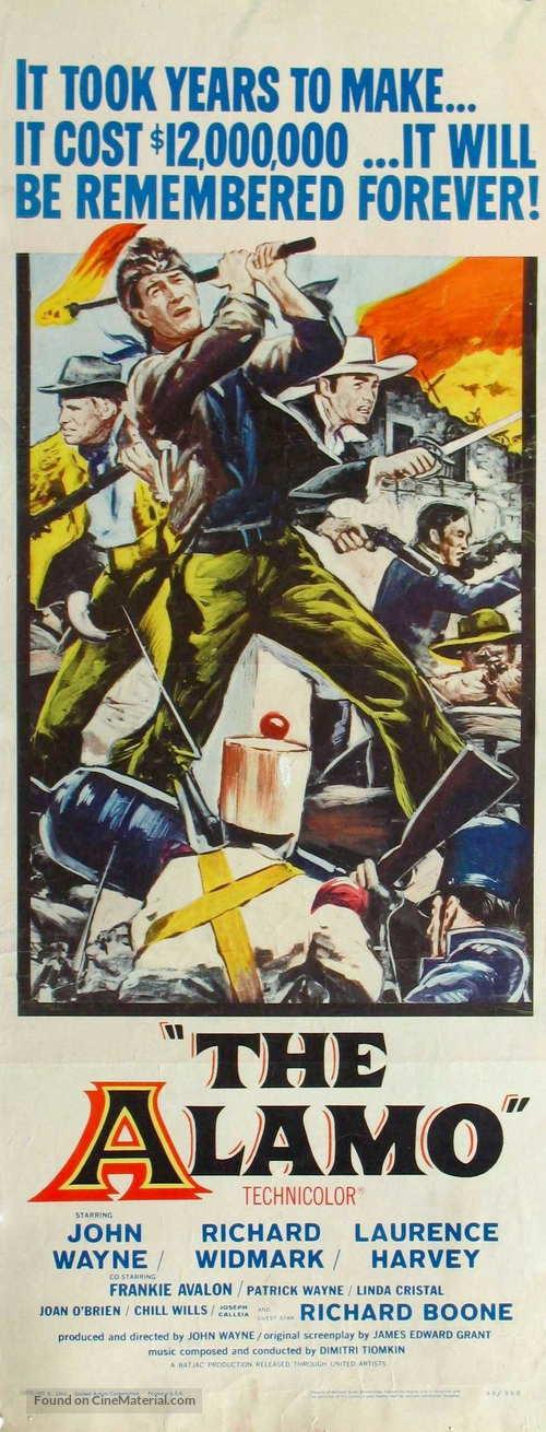 The Alamo - Movie Poster