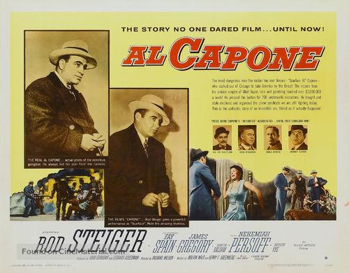Al Capone - Movie Poster