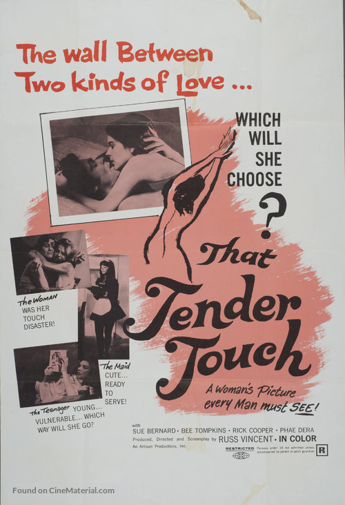 That Tender Touch - Movie Poster