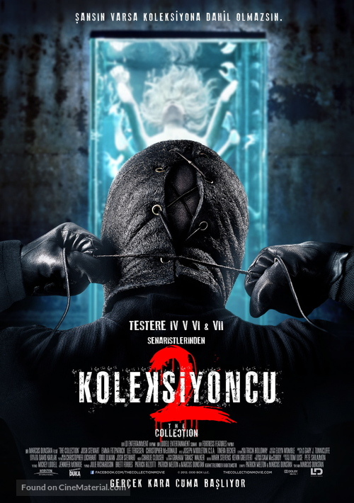 The Collection - Turkish Movie Poster