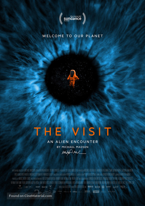 The Visit - Movie Poster