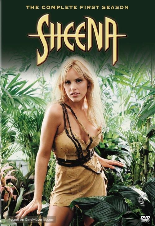 """Sheena"" - DVD movie cover"