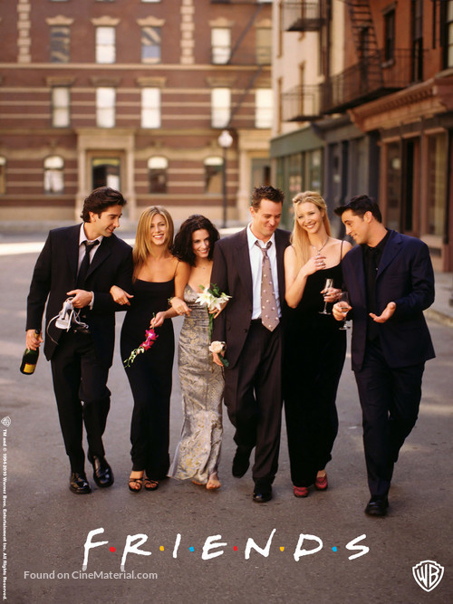"""Friends"" - Movie Poster"