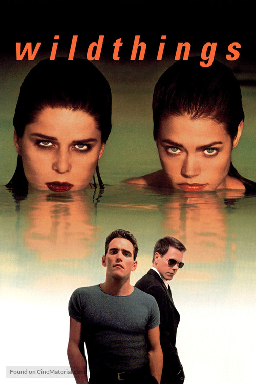 Wild Things - DVD movie cover